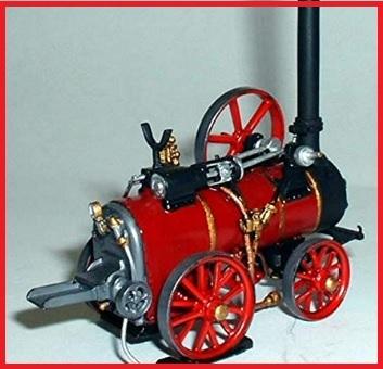 Accessori modellismo a vapore