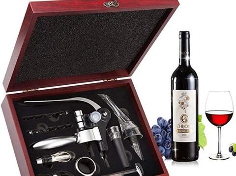 Accessori per il vino alta qualità