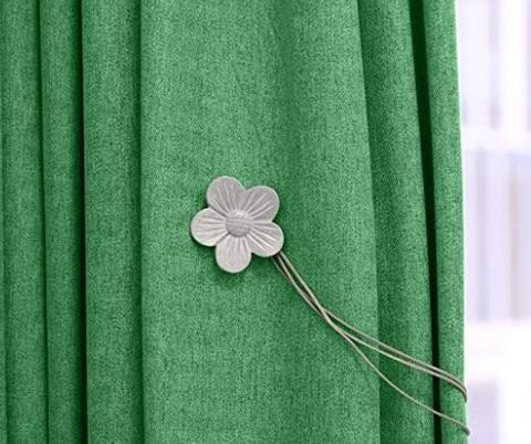 Accessori per tende e tendine fiore