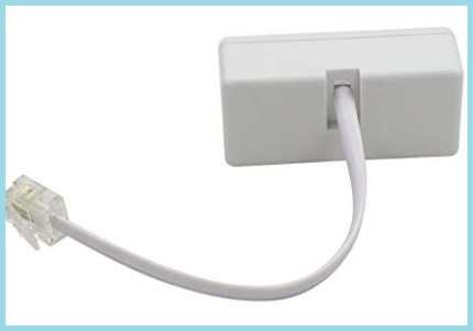Accessori Telefonia Fissa Adattatore