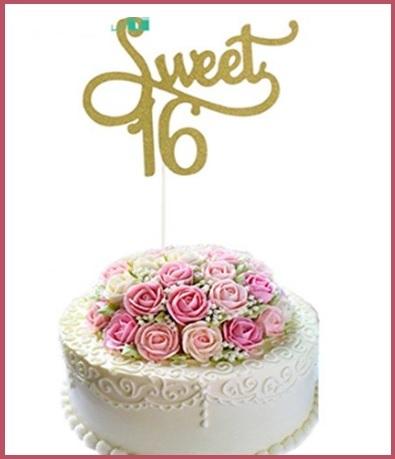 Topper Compleanno Per Le Torte