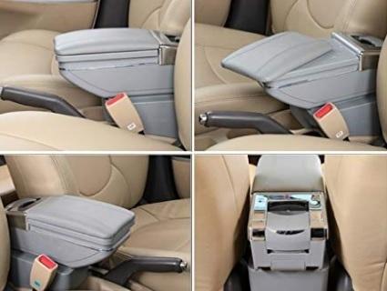 Accessori auto bracciolo regolabile