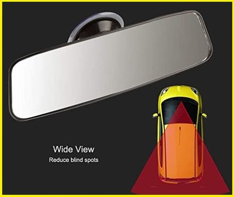 Specchietto Auto Interno Universale