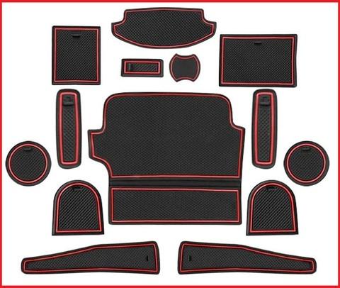 Accessori interni per auto in gomma