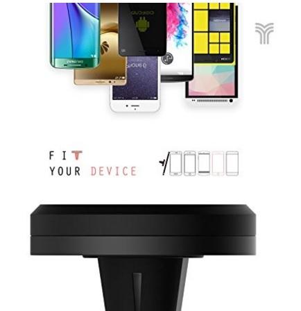 Supporto magnetico 360° regolabile per smartphone universale