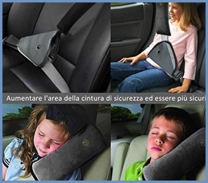 Accessori per auto bambini cintura