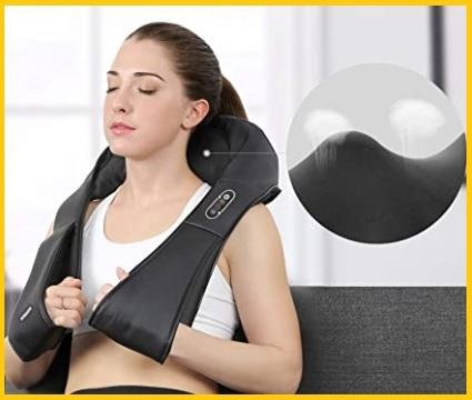 Massaggiatore Cervicale Spalle E Schiena Elettrico