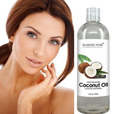 Olio di cocco frazionato per massaggi