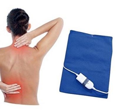 Cuscino elettrico per massaggi 60w calore