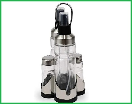 Acetiera e oliera spray