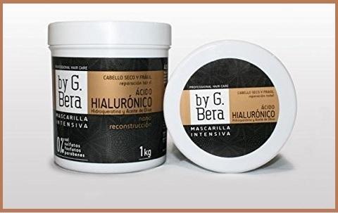 Acido ialuronico per capelli danneggiati