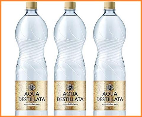 Acqua Demineralizzata Pura