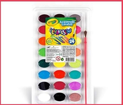 Acquarelli Per Bambini Crayola