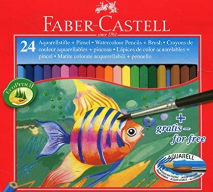 Acquarelli Professionali Faber Castell