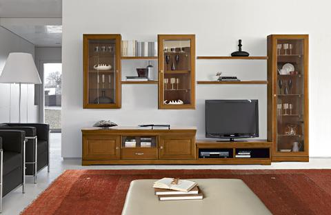 Soggiorno disegno Classico : mobili per soggiorno - Ingrosso Arredamenti Messina a Messina