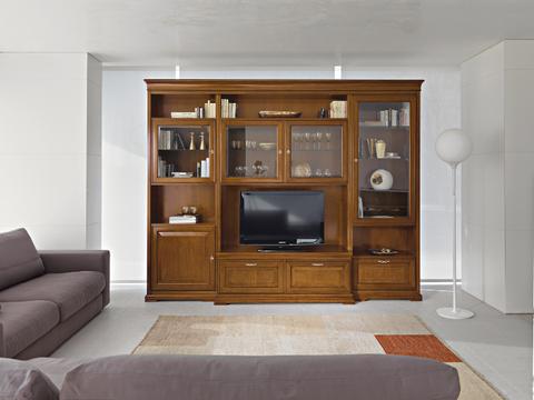 Arredare un soggiorno in stile classico sicilia