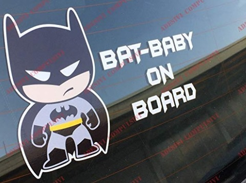 Adesivi baby on board