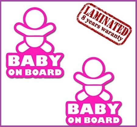 Adesivi Baby A Bordo