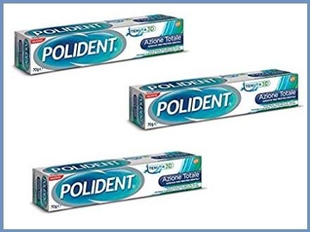 Adesivi Per Dentiera Polident