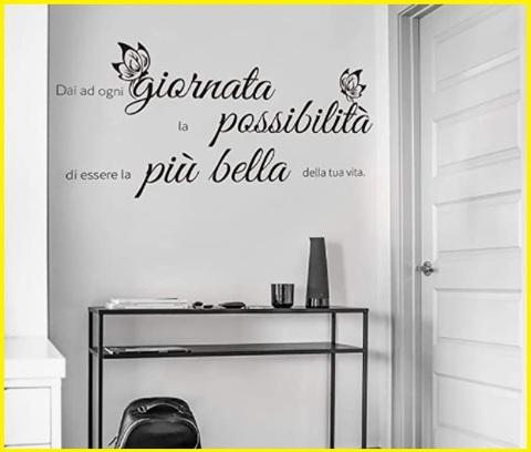 Frasi motivazionali italiani per la casa design unico
