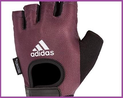 Adidas fitness guanti