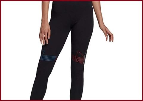 Leggings adidas cotone