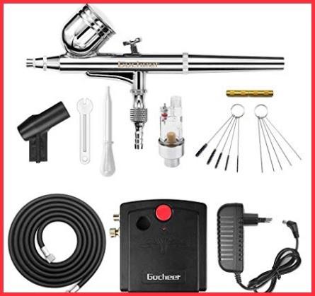 Aerografo E Accessori Kit