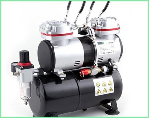 Aerografo compressore aria