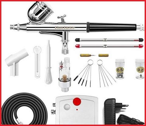 Aerografo Kit Completo