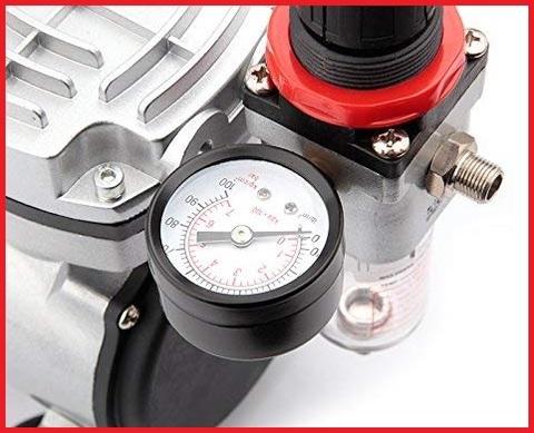 Aerografo compressore professionale