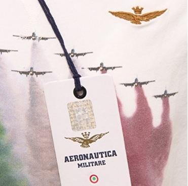 Maglia per bambini classica tricolore aeronautica militare