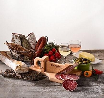 Accessorio Da Cucina Affetta Salumi Ghigliottina