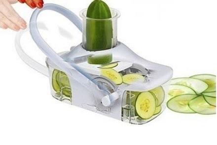 Affettatutto Automatico Per Verdure E Frutta