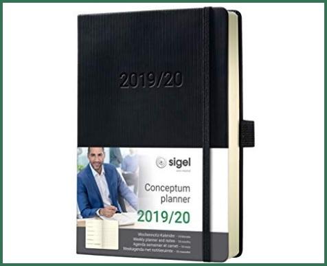 Agenda settimanale 2019 2020
