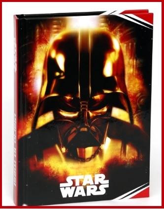 Diario scuola di star wars standard e copertina rigida