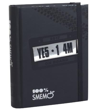 Diario Nero Special Edition Smemoranda