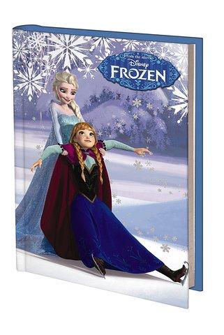 Diario Per La Scuola Del Famoso Cartone Frozen