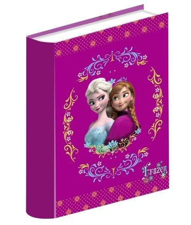 Diario Disney Di Frozen Con Elsa E Anna