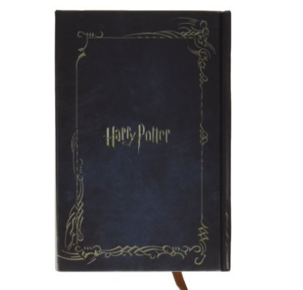 Diario Agenda Del Famoso Maghetto Harry Potter