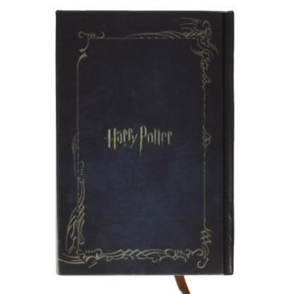 Diario Agenda Del Famoso Maghetto Harry Potter