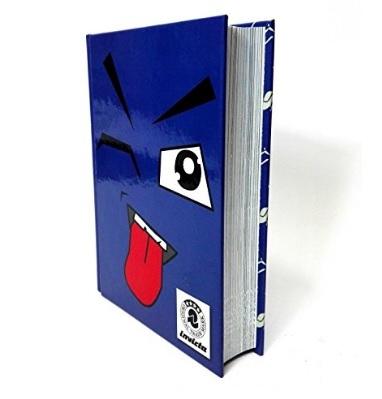 Diario Invicta Pocket Face Per La Scuola