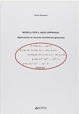 Libro interessante sulle applicazioni immobiliari grandi - Valutatore immobiliare ...