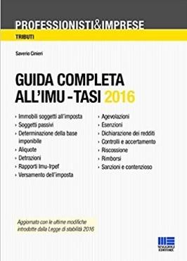 Guida Completa E Interessante Sull'imu E La Tasi