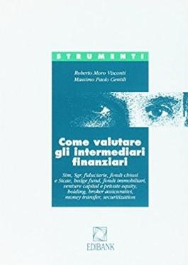 Libro Per Valutare Gli Intermediari Finanziari