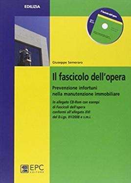 Libro E Fascicoli Sulle Manutenzioni Immobiliari