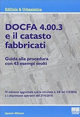Libro Sul Catasto Fabbricati E Docfa