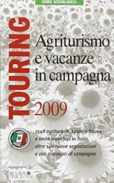 Agriturismo guida tutta italia