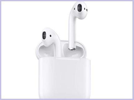 Airpods Apple Cuffie
