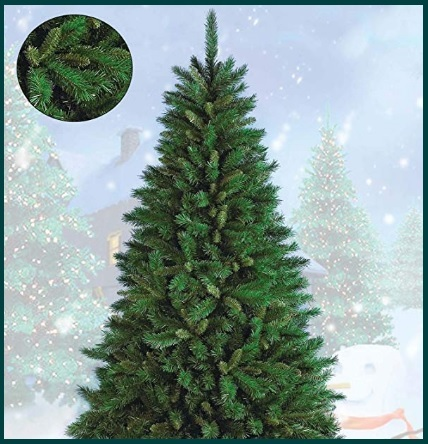 Alberi Di Natale 210 Cm In Pvc