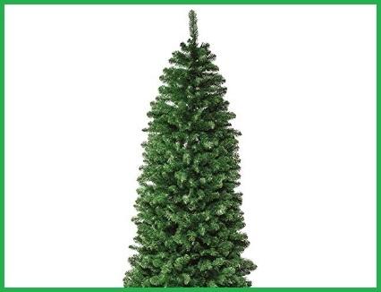 Alberi Di Natale 240 Cm Slim